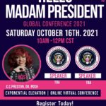 Hello Madam President® Global Conference 2021